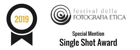 Festival Della Fotografia Etica | Single Shot Award – Special Mention (2019)