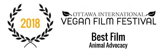 Ottawa Vegan Film Festival | Best Film – Animal Advocacy (2018)