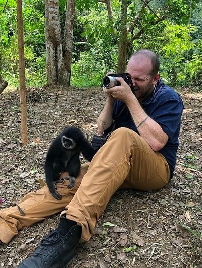 We Animals Media Contributor, Justin Mott