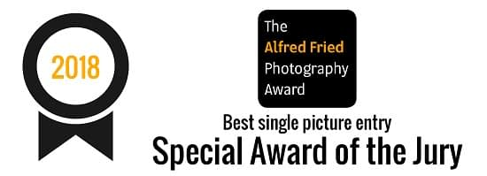 Alfred Fried Photography Award | Special Award of the Jury for the best single picture entry (2018)