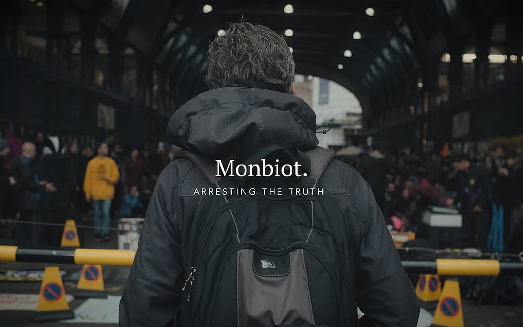Monbiot: A We Animals Media Short Film by Alex Lockwood