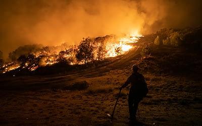 New Stock: Westcoast Wildfires – British Columbia and California, 2021